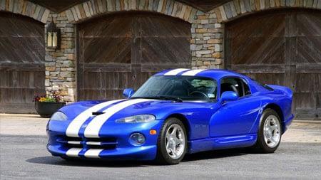 Alternative-Investment-Strategies-Dodge Viper GTS 1996